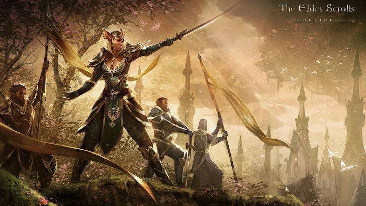Elder Scrolls Online Queen Ayrenn