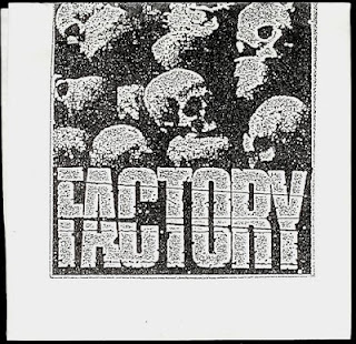 Cover Album of Factory - Rat Inside My Head  Electric Buffalo (1986)