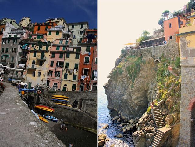 Riomaggiore haven