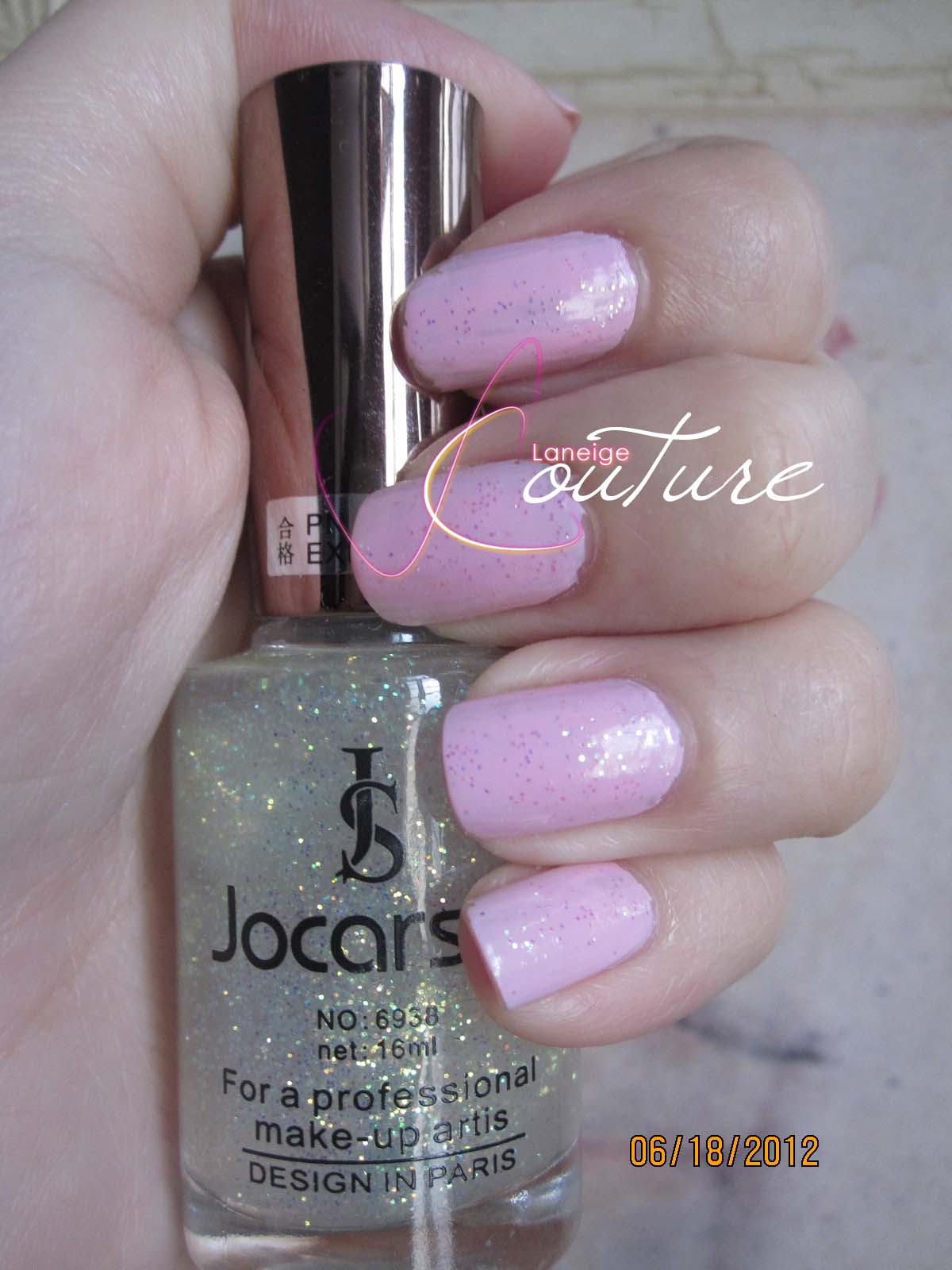 laneigecouture: jocarste nail polish review