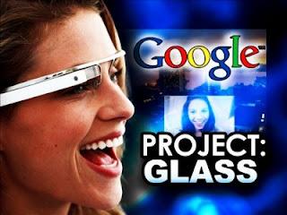 Google Glass Dilarang Sebelum Dirilis