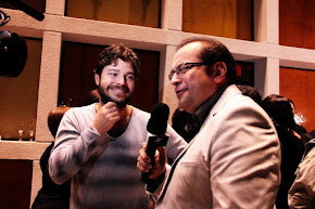 Antonio Carlos Gomes e Erik Marmo