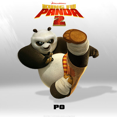 Kung Fu Panda 2 iPad Wallpaper 4