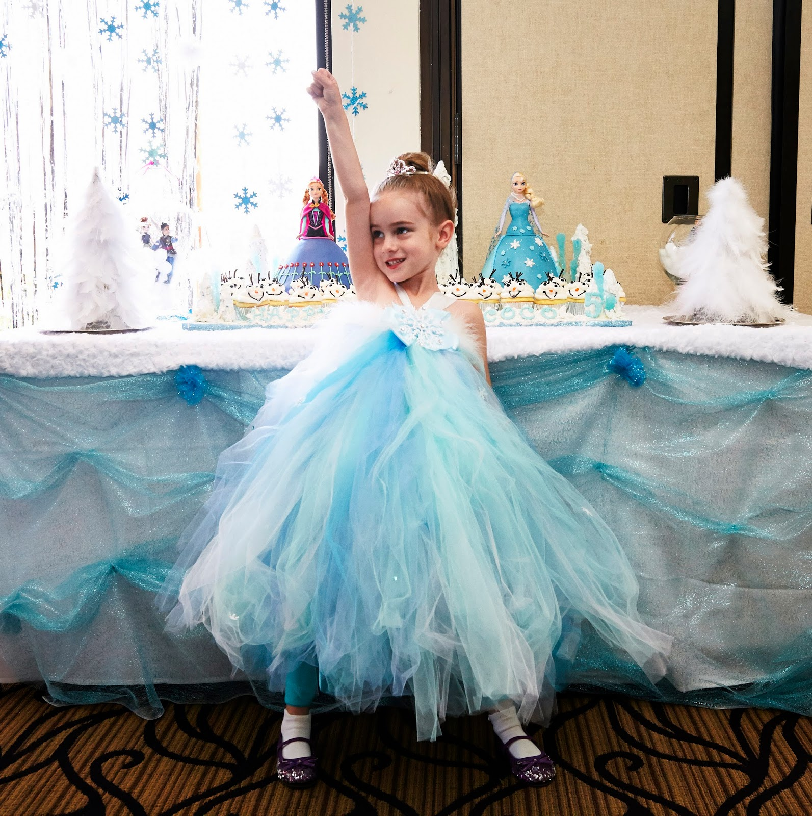 One Fabulous Mom: How To Throw The Perfect Frozen Party- MLC Events ...