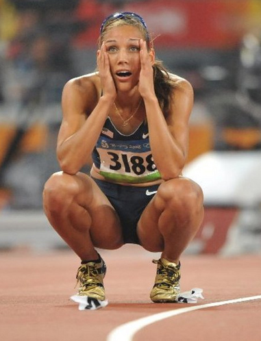 all sports wallpapers | icc world cup t20 2012 : Lolo Jones Cool ...
