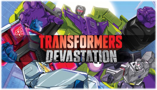 Transformers Devastation Download PC