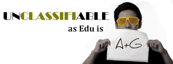 Unclassifiable As Edu Is
