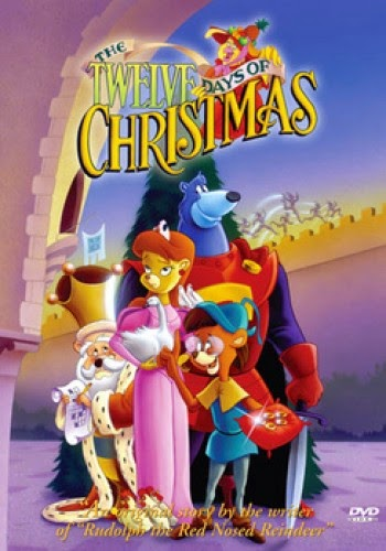 its an animated half hour story providing a fictitious origin for the song of the same name it features phil hartman though hes warping his voice - 12 Days Of Christmas Origin