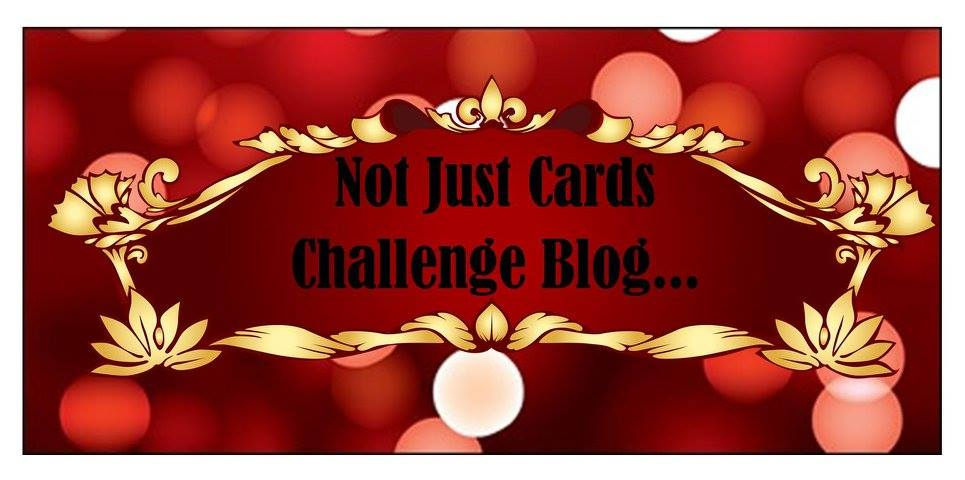 Not Just Cards Challenge Blog
