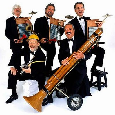 MUSICA HUMOR LES LUTHIERS