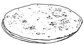 Tortillas para colorear