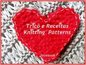 Logo do grupo Tricô e Receitas Knitting Patterns