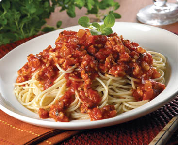 Meat sauce - palate soothing sauce