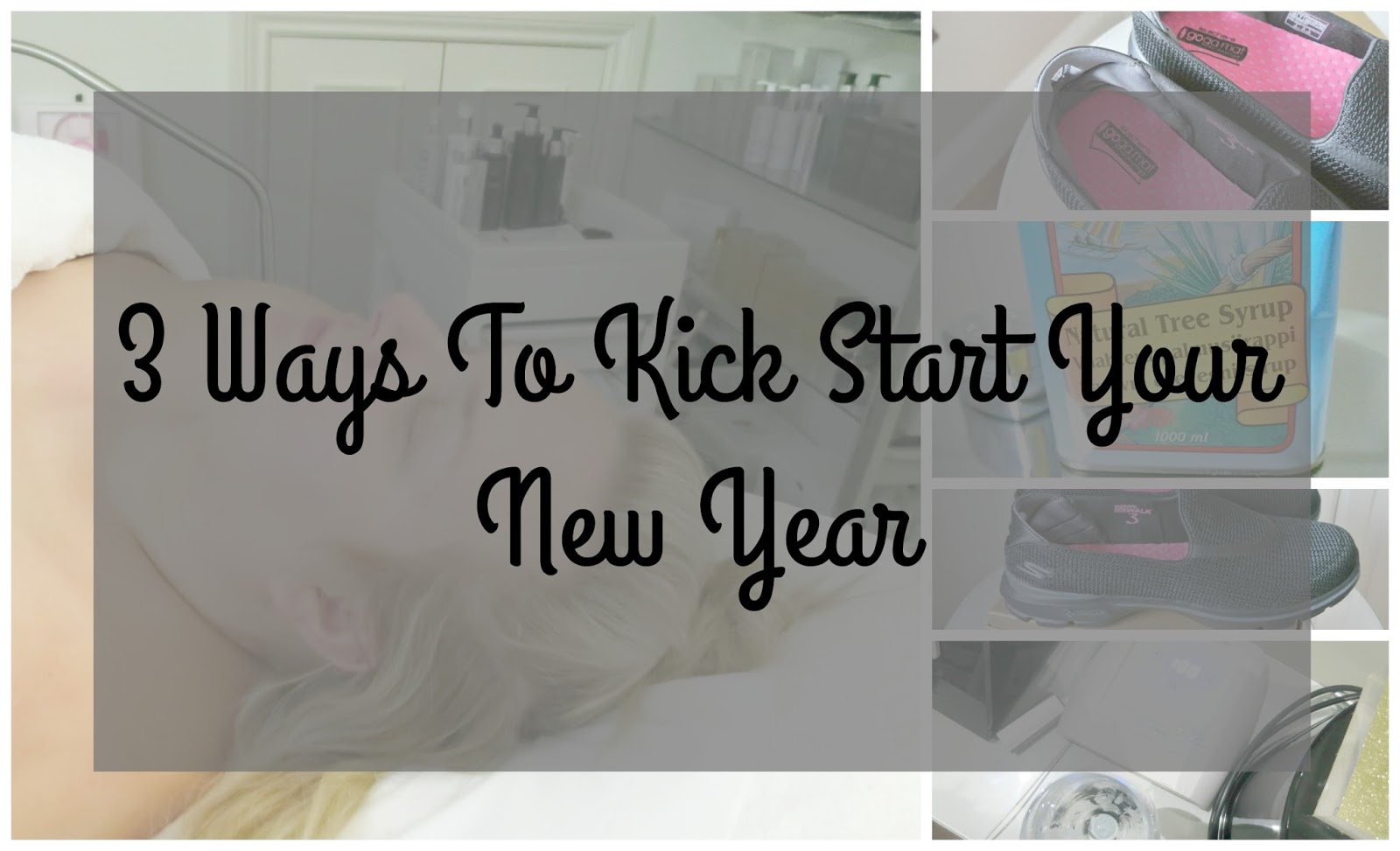 3 Ways to kick start your new year skincare