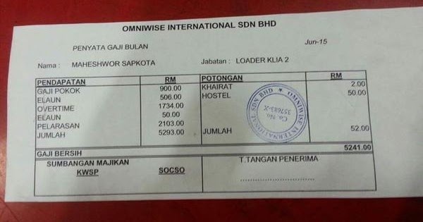 Foreign Worker Earns RM5,000 In Malaysia | KnowThyMoney