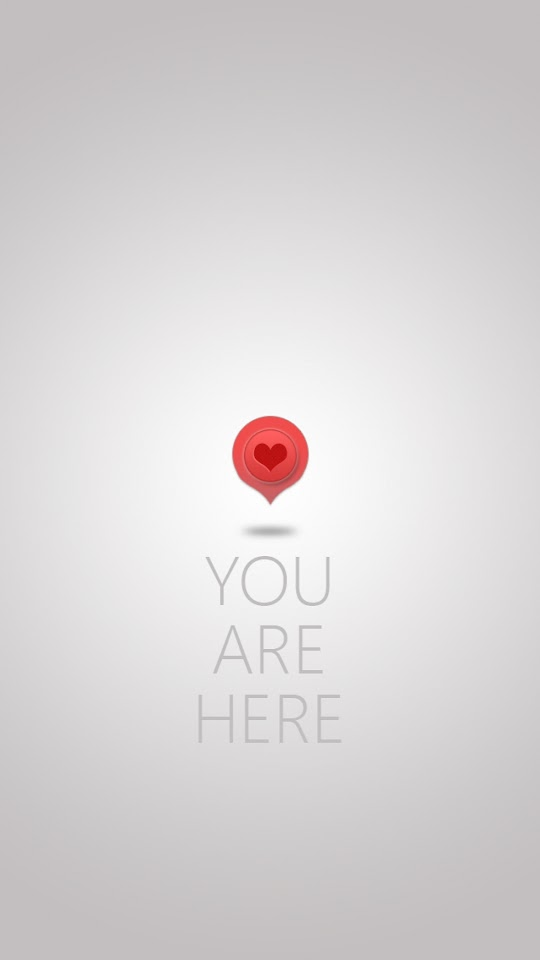 You Are In My Heart Valentines Day  Galaxy Note HD Wallpaper