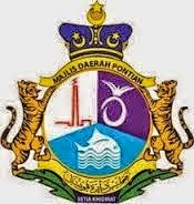 Jawatan Kosong Majlis Daerah Pontian MDPontian 03 September 2014