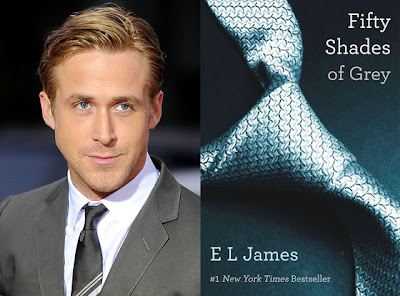 Ryan Gosling nabbed the role of Christian Grey
