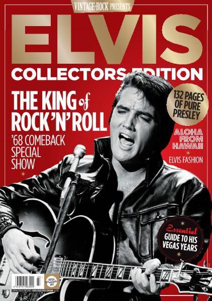 Vintage Rock - Collectors Edition 2016 - ELVIS