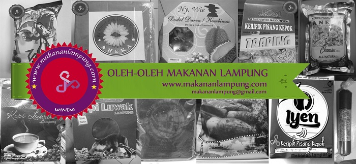 Pusat Oleh-Oleh Makanan Khas Lampung