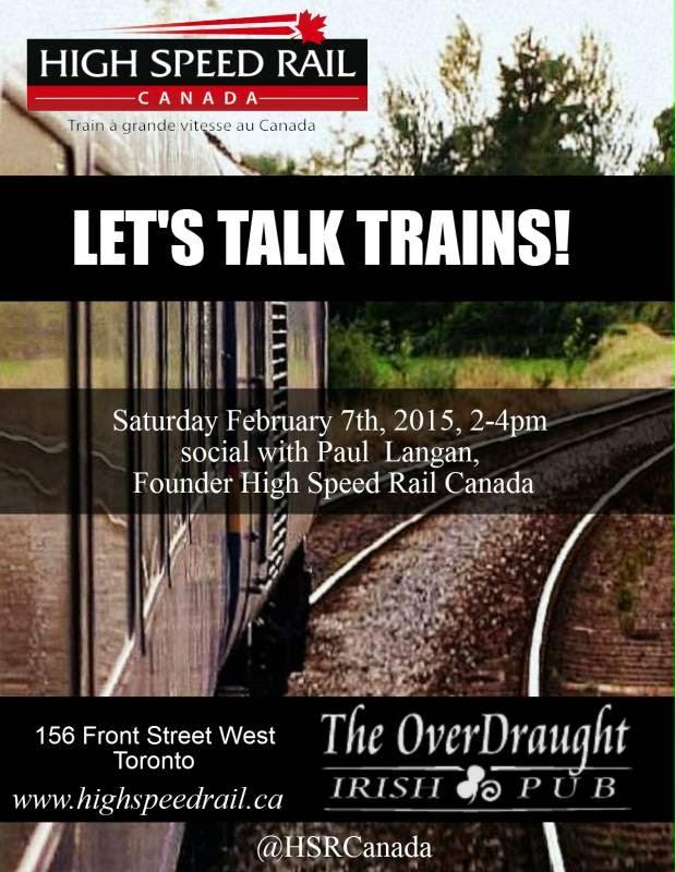 High Speed Rail Canada