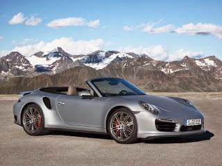 911 Turbo convertible image