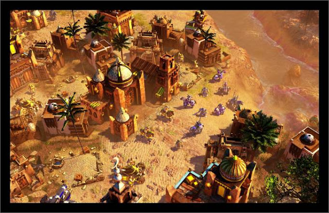 Age Of Empire 3 Screen Shot 1