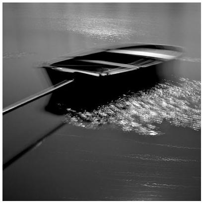 Barque sur la Marne