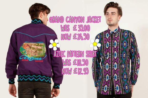 Aztec Shirt, Western, Vintage, Menswear