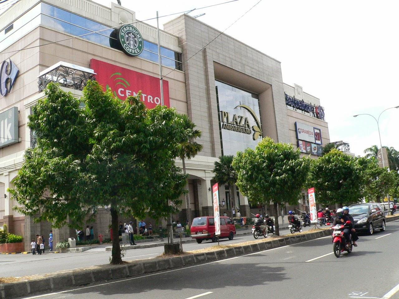Ambarukmo Plaza - Jogjakarta