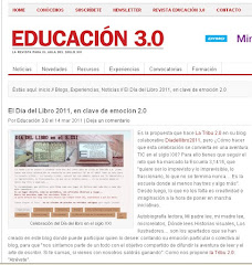 Fuimos noticia en Revista Educacin 3.0
