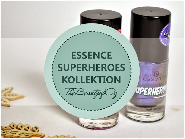 Review Superheroes LE von essence