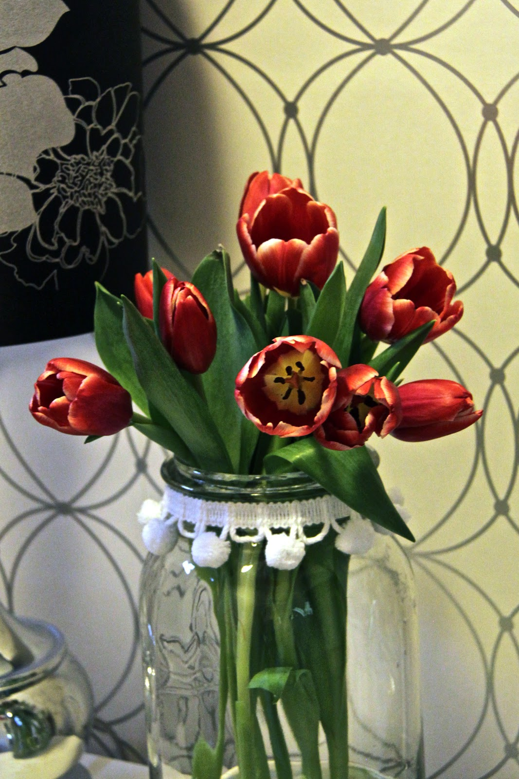 Fireflies And Jellybeans Love Tulips
