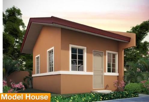 Andrea One Storey House in Camella Carcar Cebu