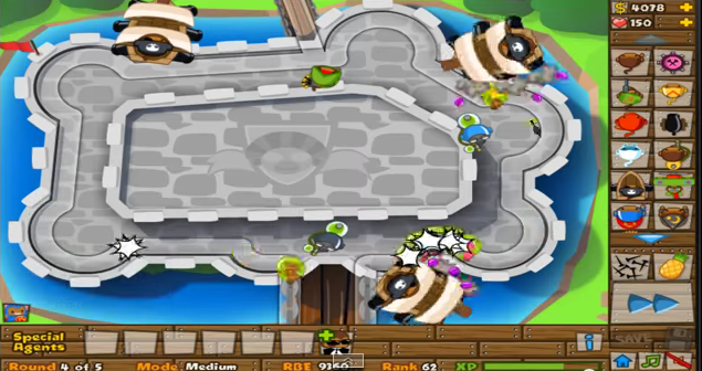 bloons tower defense 2 strategy