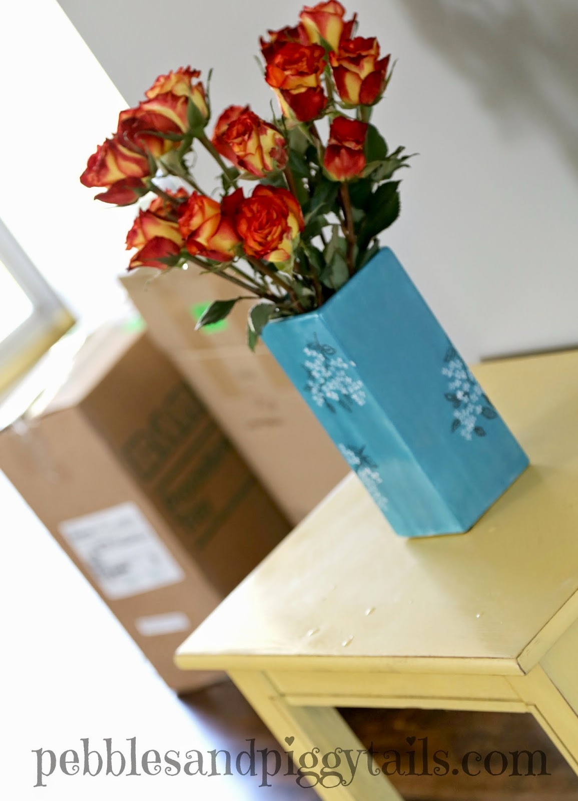 How to keep a flower bouquet fresh making life blissful it may take about 24 hours for your flowers to fully hydrate and open dont they even make my moving boxes izmirmasajfo Gallery