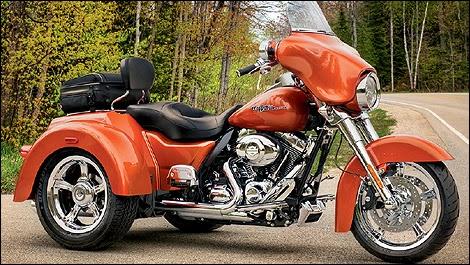 Harley Davidson Trike Flhxxx Bikes Images