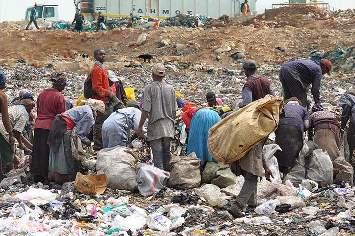 Eurostat: Το 81% των αστικών αποβλήτων στην Ελλάδα καταλήγουν στις χωματερές! Μόνη λύση η ανακύκλωση και το πρόγραμμα της Χρυσής Αυγής