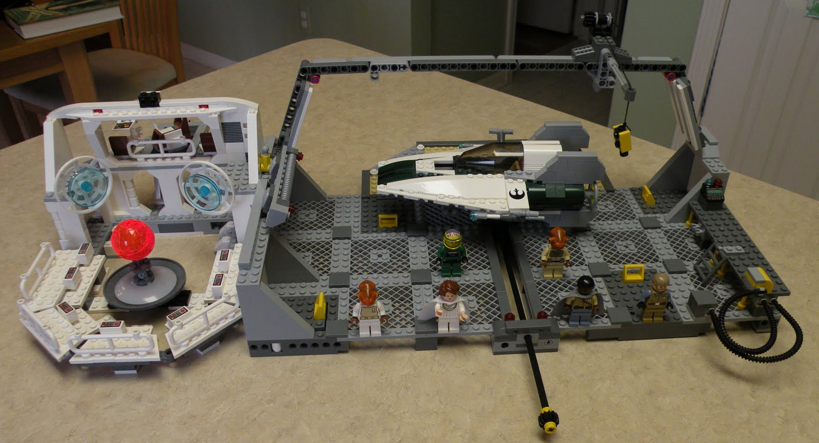 Sons Of Twilight Lego Star Wars Home One Mon Calamari
