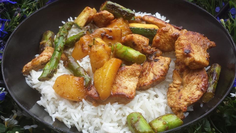 Curry marinade hhnchenbrust Rezepte Chefkochde