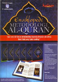 Ensiklopedia Metodologi Al Qur'an | TOKO BUKU ONLINE SURABAYA