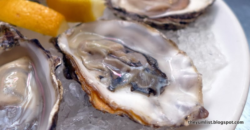 Shucked, B.I.G, Ben's Independent Grocer, Oyster Bar