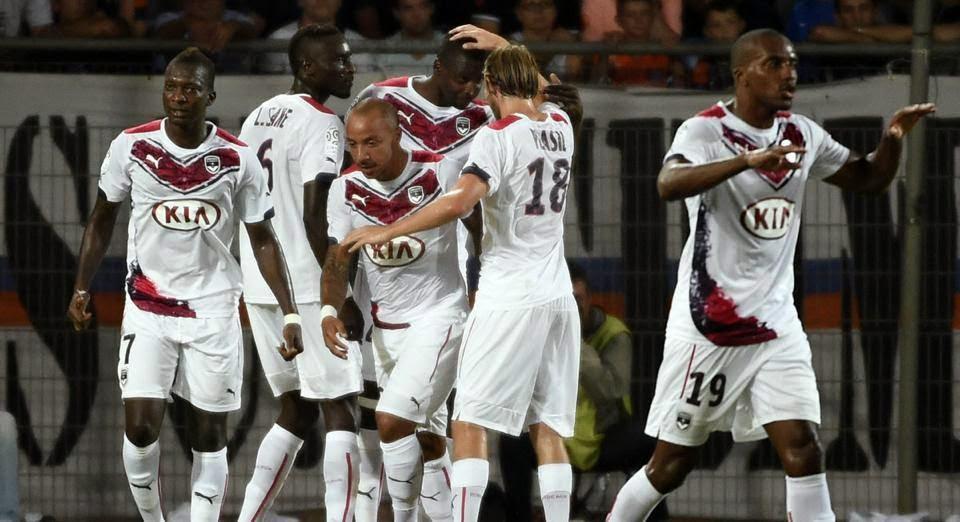 Bordeaux trois sur trois ! (3-1)