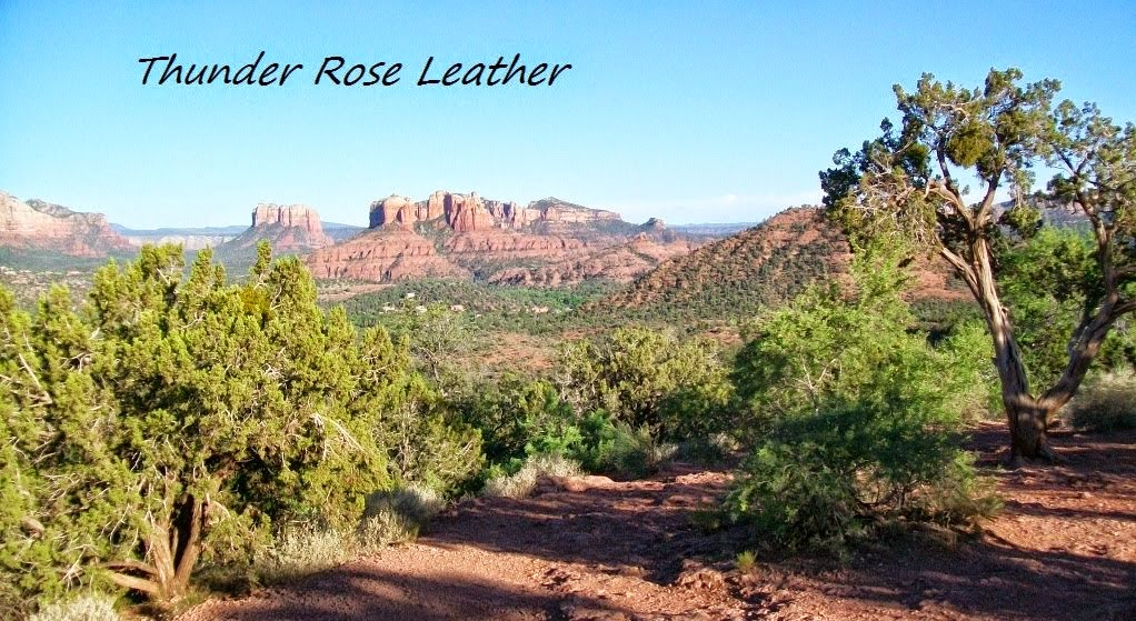 THUNDER ROSE LEATHER