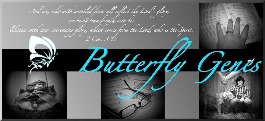 Butterfly Genes