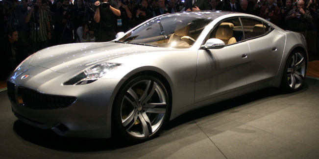 Fisker raises the Karma plug in hybrid price to over