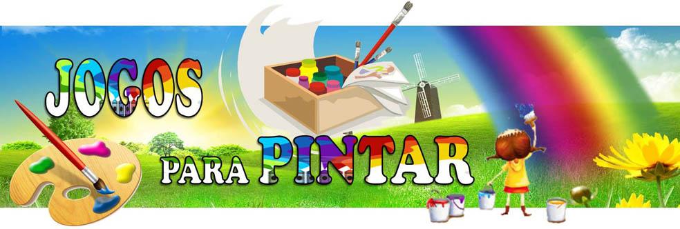 Jogos de Pintar e Colorir