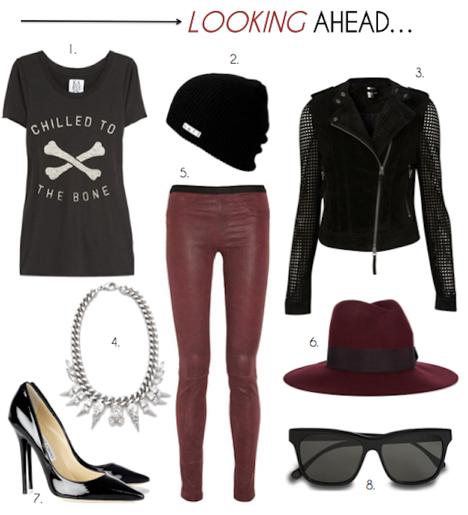 FRANKIE HEARTS FASHION Craving Edgy Fall Pieces