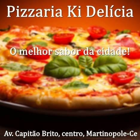 Pizzaria Ki Delícia - Org: Roberto