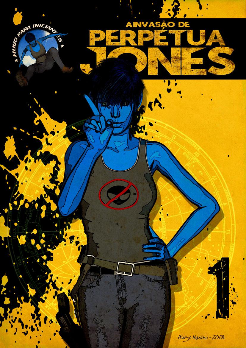 A Invasão de Perpétua Jones